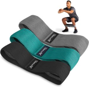 Resistance fitness bands