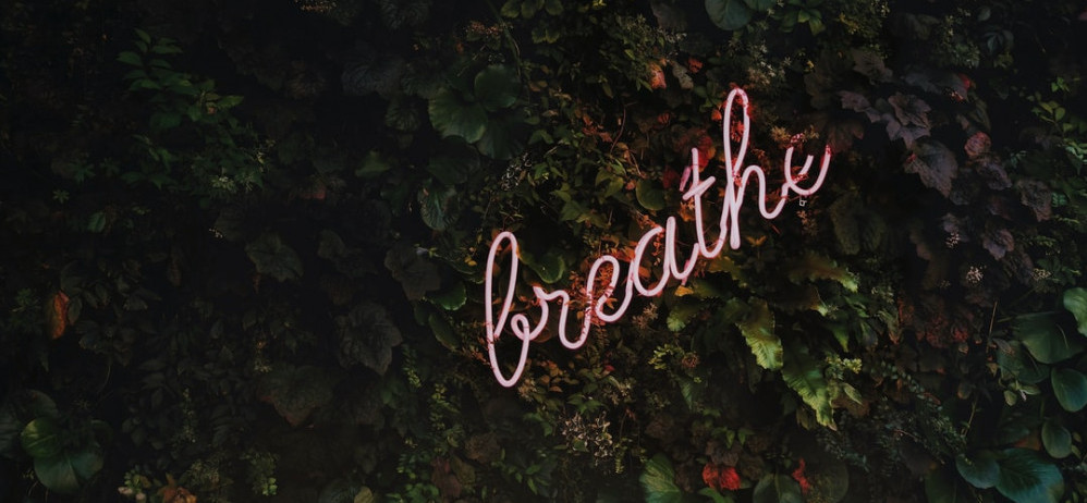 Mental fitness  The word breath